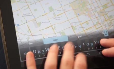 Minuum, un nuevo teclado táctil que quiere llegar a iOS el año que viene