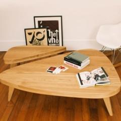 Foto 3 de 5 de la galería muebles-de-madera-con-detalles-de-color en Decoesfera