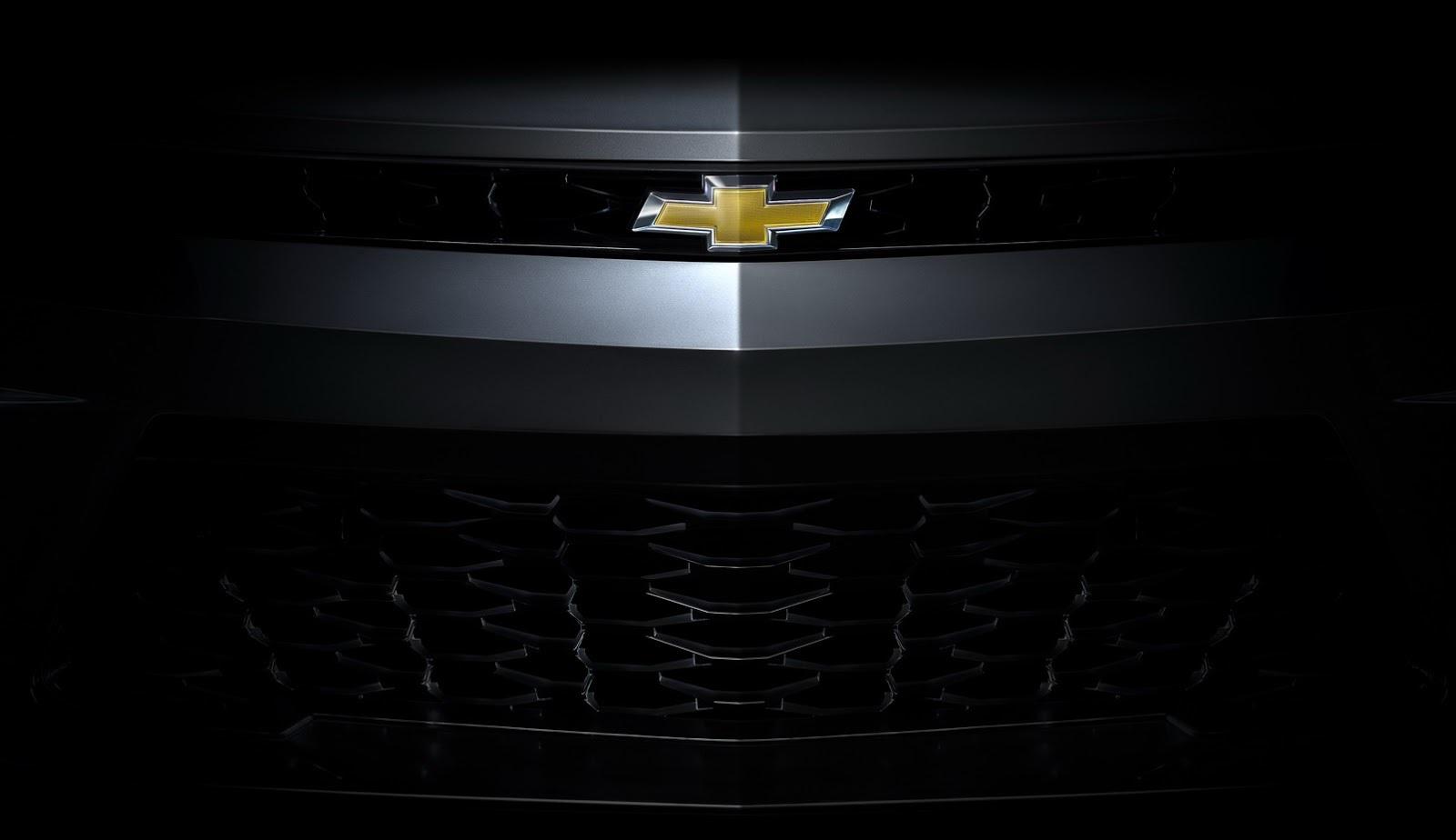Foto de 2016 Chevrolet Camaro (teasers) (1/12)