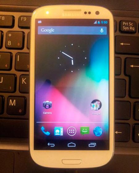 Android Jelly Bean 4.1 llega al Samsung Galaxy SIII gracias a los desarrolladores caseros
