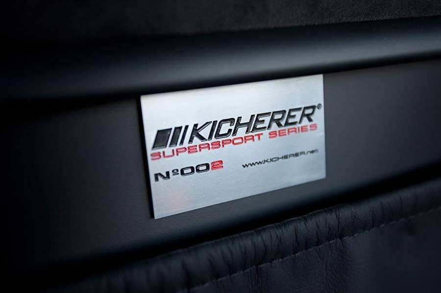 Foto de Kicherer Mercedes-Benz SLS AMG 63 Supersport GT (10/12)