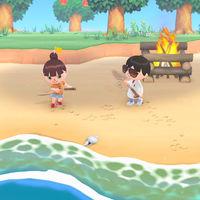 Animal Crossing: New Horizons permitirá elegir la región de juego, lo que ajustará las estaciones del hemisferio sur