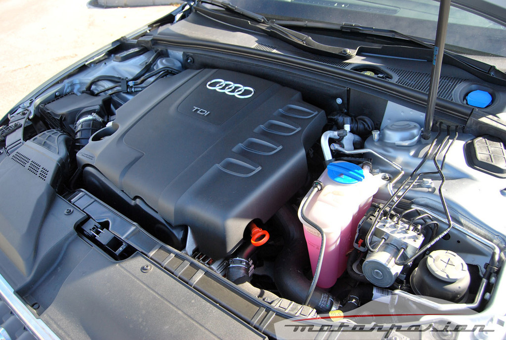 Audi A4 2 0 Tdi Multitronic Prueba 6 52