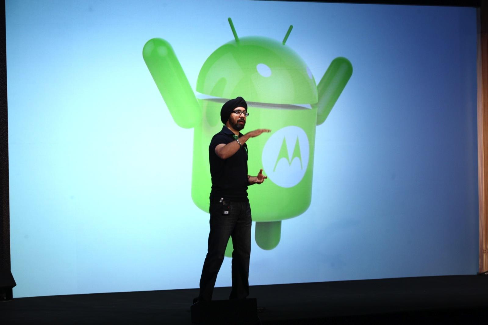 Foto de Motorola Moto G (17/23)