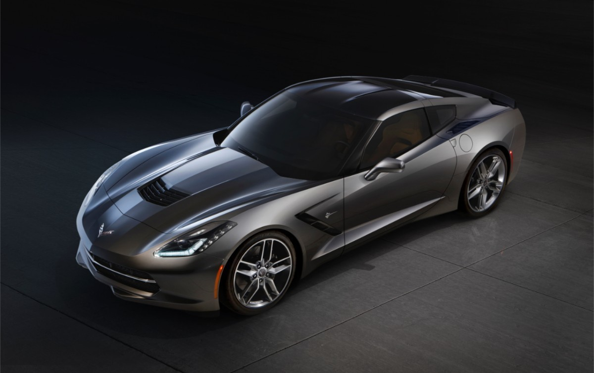 Foto de 2014 Chevrolet Corvette Stingray (27/43)