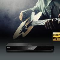 Panasonic actualiza su reproductor Blu-ray UHD UB820 y lo hace compatible con Dolby Vision y Amazon Prime Video