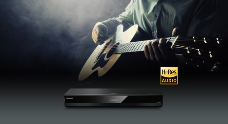 Panasonic actualiza su reproductor Blu-ray UHD UB820 y lo hace compatible con Dolby Vision y Amazon Prime Video