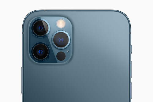 Estas son las diferencias entre la cámara del iPhone 12 Pro y iPhone 12 Pro Max