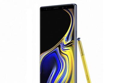 Samsung Galaxy Note 9: más almacenamiento con hasta 512 GB y más funcionalidad con un nuevo S-Pen para dominar la gama alta