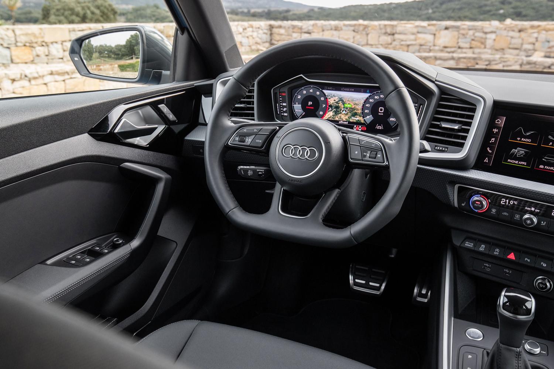 Foto de Audi A1 2018, toma de contacto (55/172)