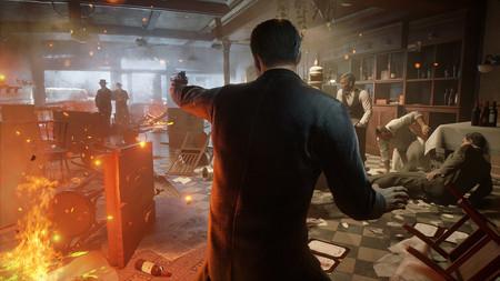 El remake del primer Mafia nos mete de lleno en su mundo de gangsters con un nuevo tráiler dedicado a su historia