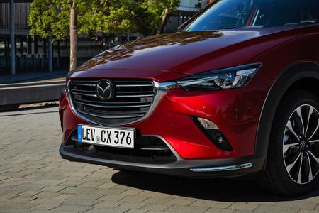 Mazda Cx 3 2018: contacto