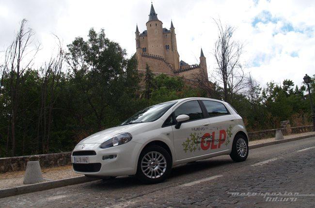 Fiat Punto GLP en Segovia