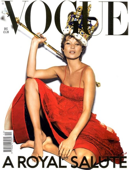 Noticias de la semana: Kate Moss se convierte en editora para el Vogue británico
