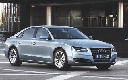 Audi A8 hybrid: 245 CV y 6,4 l/100 km (y no es TDI)