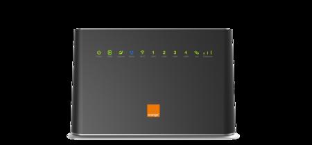 Ya disponible el router de Orange que combina ADSL y 4G, de momento solo para profesionales