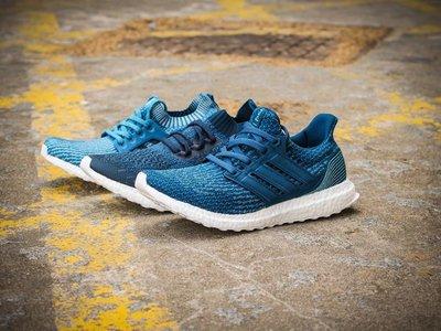 Por el azul del mar: zapatilla Adidas Ultra Boost Parley