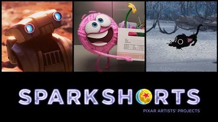 Las tres primeras y entrañables historias de Pixar SparkShorts nos demuestran que el talento puede ser gratuito y estar en YouTube
