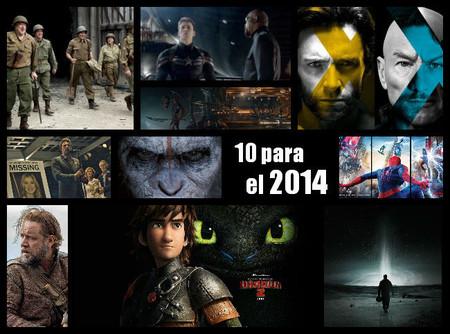 10 para el 2014