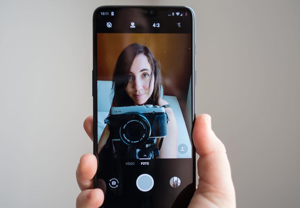 OnePlus 6, análisis: bueno, bonito y \