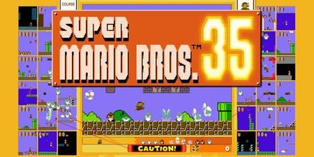 Análisis de Super Mario Bros. 35, el extraño juego temporal con el que el clásico Mario se suma a la moda de los Battle Royale