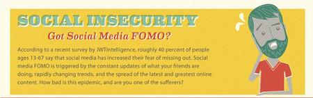 FOMO, nueva afección provocada por las redes sociales