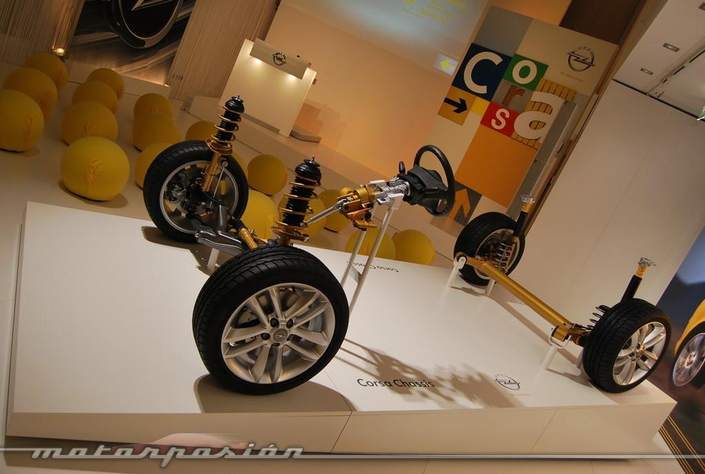 Foto de Opel Corsa 2010 (presentación) (3/37)