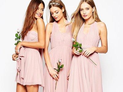 El rosa es el nuevo blanco...para las novias millenials