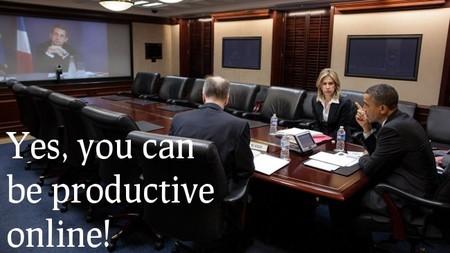 Las reuniones online son más improductivas que las presenciales