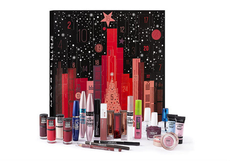 Calendario Adviento Maybelline New York 2019