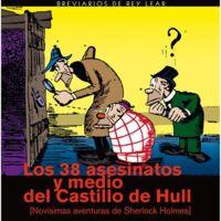 'Los 38 asesinatos y medio del Castillo de Hull' de Enrique Jardiel Poncela