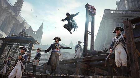 Ubisoft dice que Assassin's Creed Unity sólo funciona mal con hardware de AMD