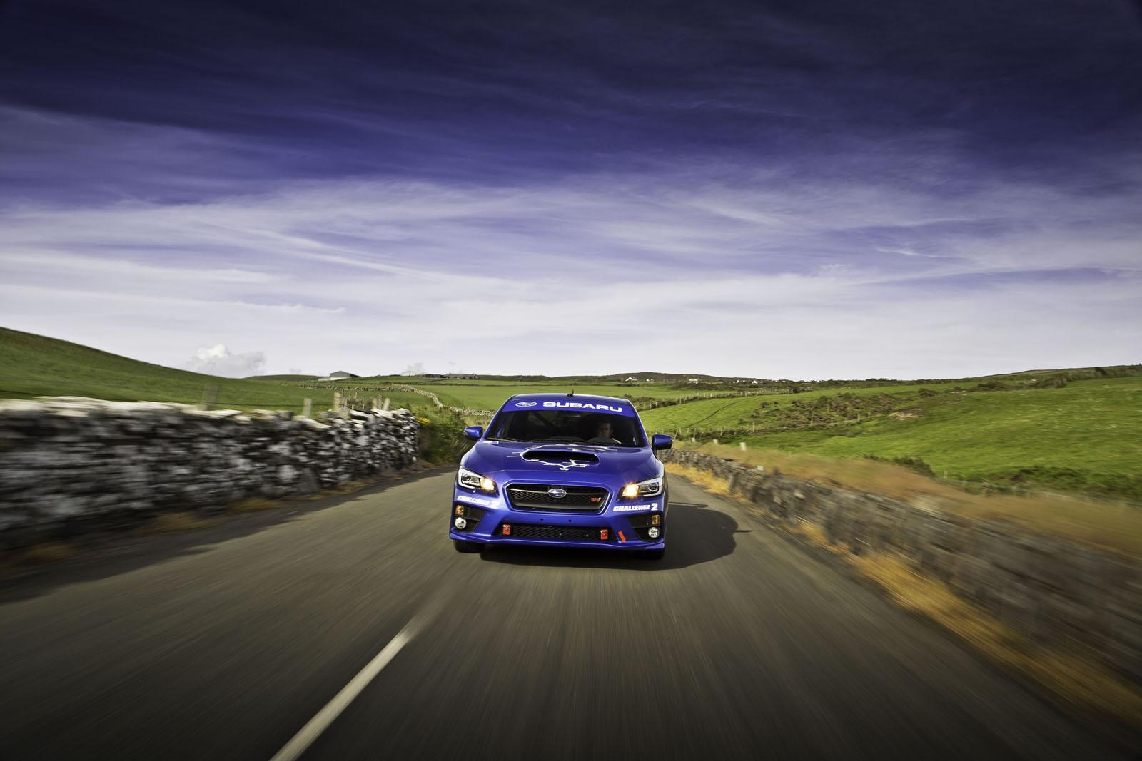 Foto de Subaru WRX STI 2014 Isla de Man (4/8)