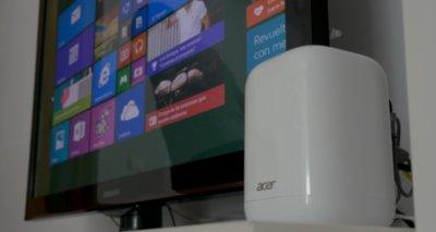 Acer Revo One, análisis: un equipo ideal para el salón de casa
