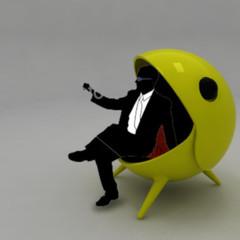 Foto 5 de 10 de la galería silla-pac-man-para-adictos-a-los-videojuegos en Trendencias Lifestyle