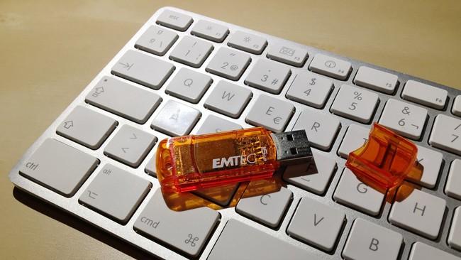Kit de primeros auxilios informáticos en tu USB