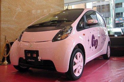 Mitsubishi 'i' Princess Kitty, más fotos