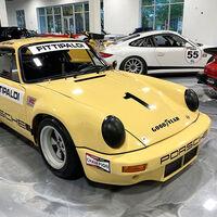 Este exclusivo Porsche 911 RSR IROC fue de Pablo Escobar y se vende por 1,8 millones de euros
