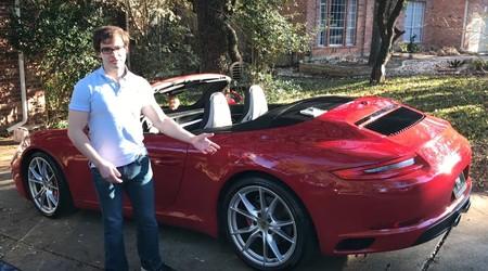 Un tipo convierte su Porsche 911 en un mando para jugar a Doom ... y te enseña cómo hacerlo