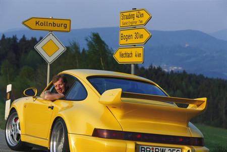 Walter Rohrl Porsche 993 RSR