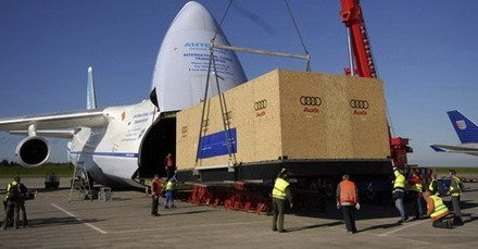 ¿Prepara Audi un nuevo SUV del tamaño de un avión?