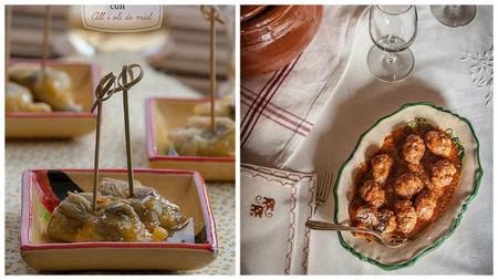 Paseo por la gastronomía de la red: aperitivos originales y entrantes navideños