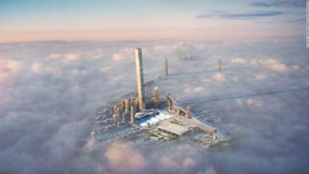 Este nuevo complejo de Dubái va a romper 5 récords mundiales