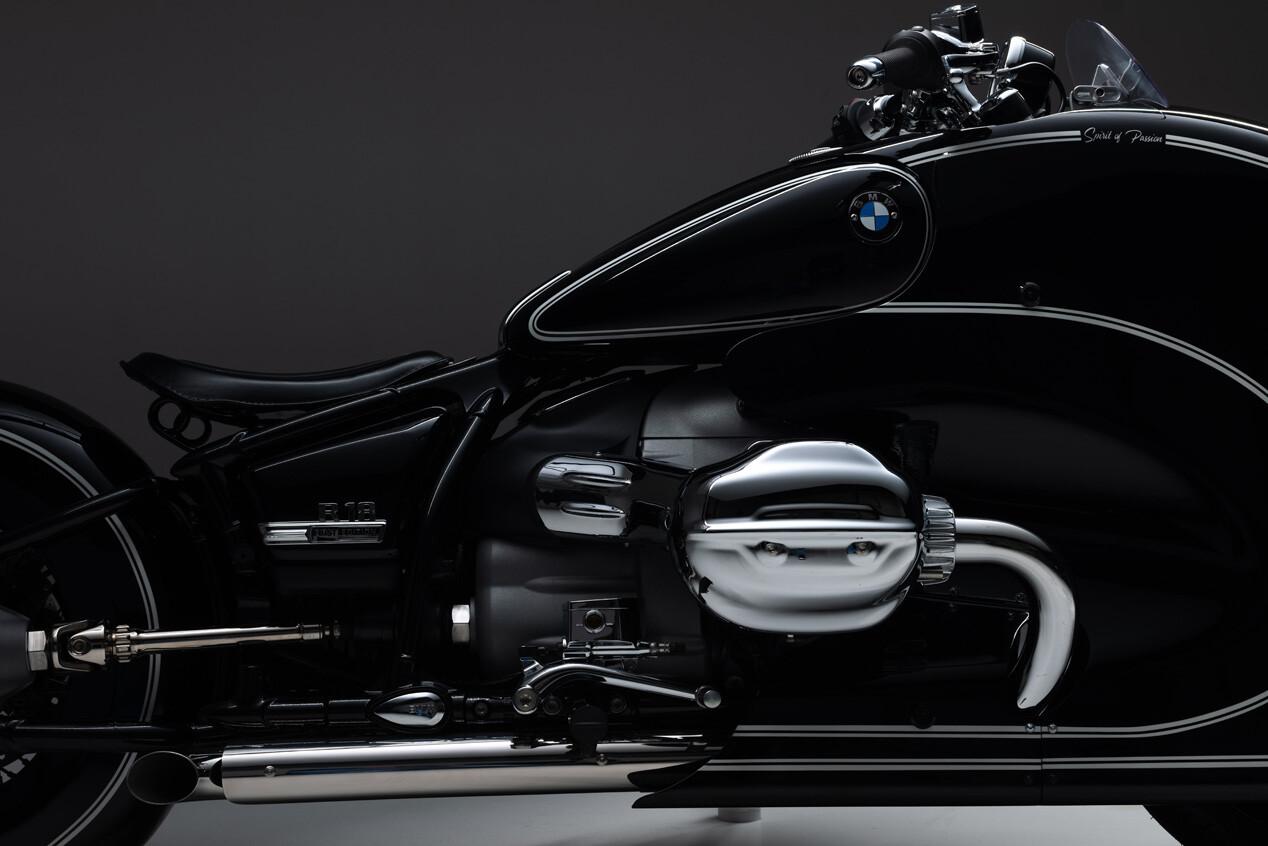 Foto de BMW R 18 Spirit of Passion (12/16)