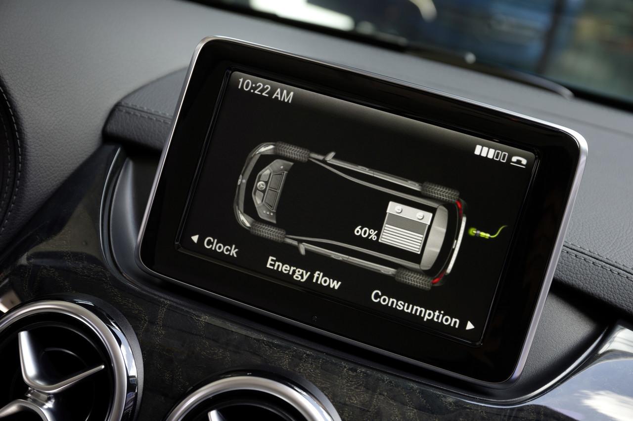 Foto de Mercedes Clase B Electric Drive (10/26)