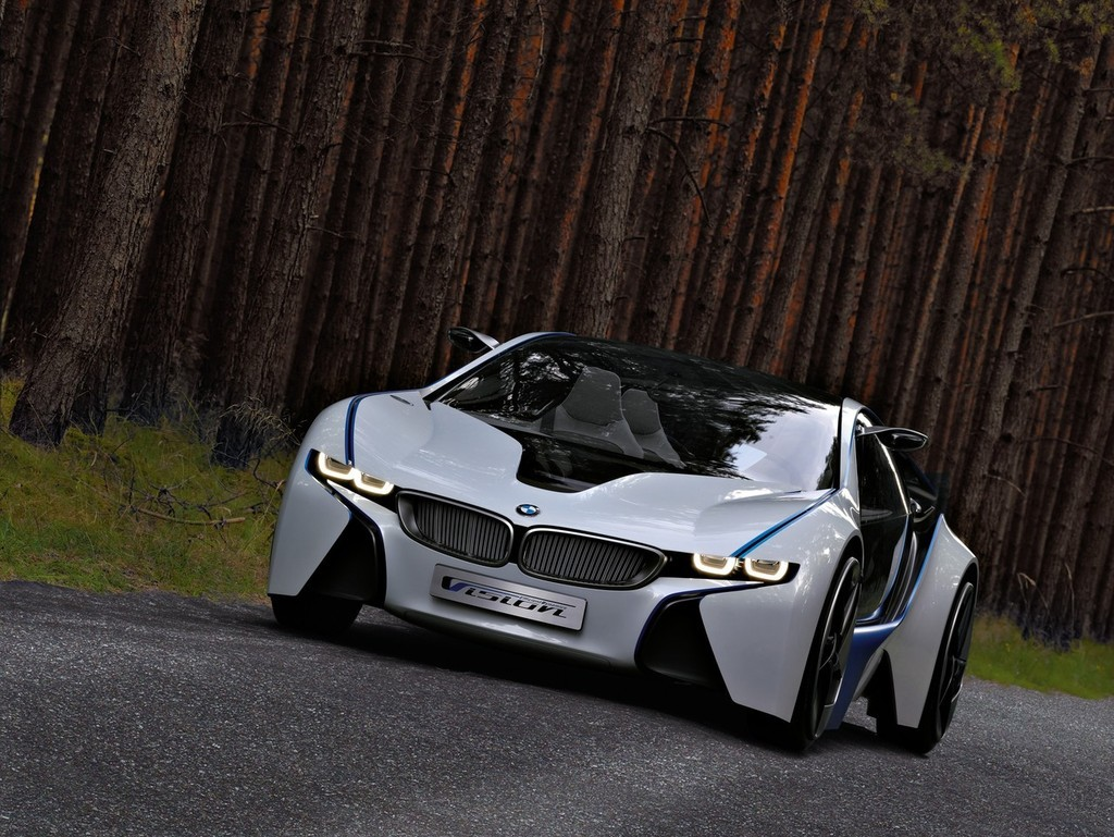 Foto de BMW Vision EfficientDynamics 2009 (76/92)