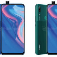 Huawei se sumará a la moda de la cámara retráctil con el Huawei P Smart Z, según una filtración