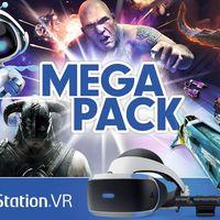 PlayStation VR contará con un Mega Pack que incluirá cinco juegazos imprescindibles