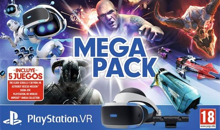 Playstation Vr Contara Con Un Mega Pack Que Incluira Cinco Juegazos
