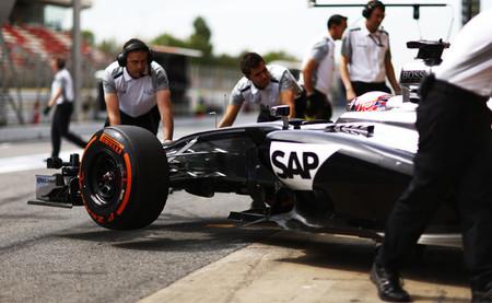 ¿Problemas para McLaren en el frente del patrocinador principal?